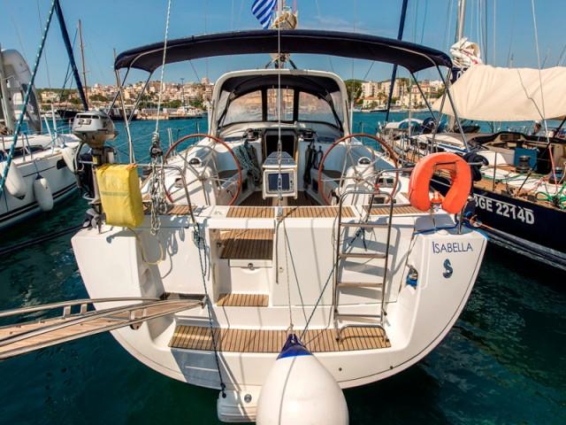 Yacht Isabella