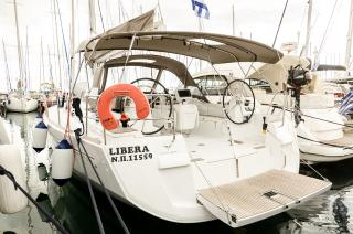 Yacht - Sun Odyssey 519 - 5 + 1 cab.