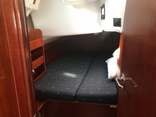 Oceanis Clipper 423 - 4 cab.