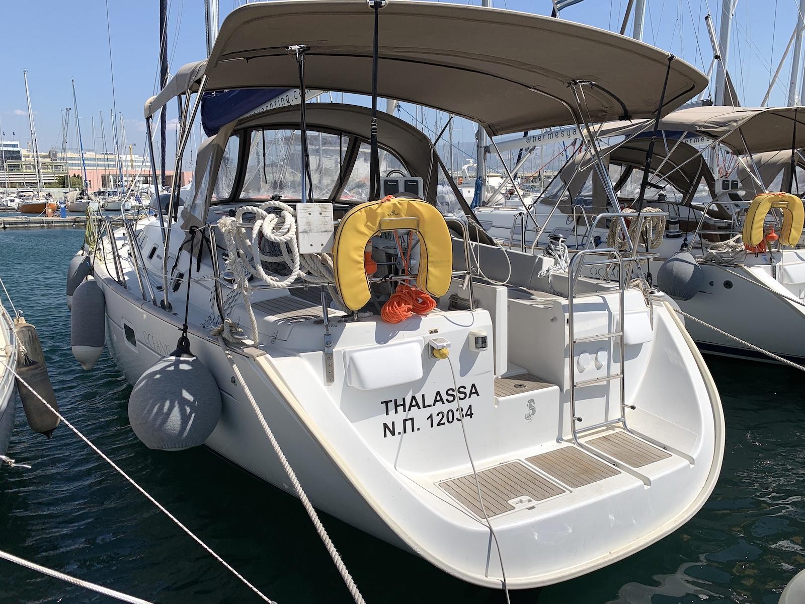 Yacht Thalassa