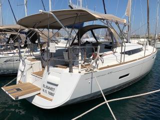 Yacht - Sun Odyssey 439