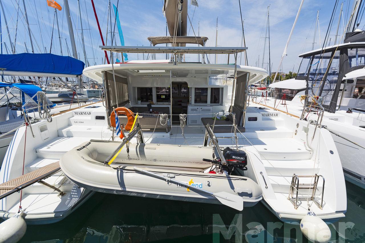 Yacht Marmar