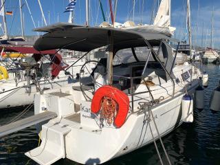 Yacht - Hanse 350 - 3 cab.