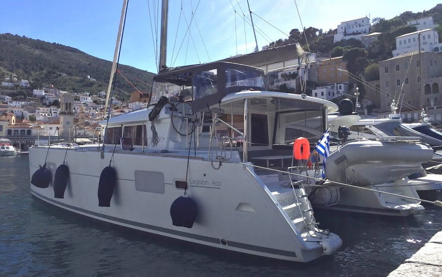 Yacht Tramontana