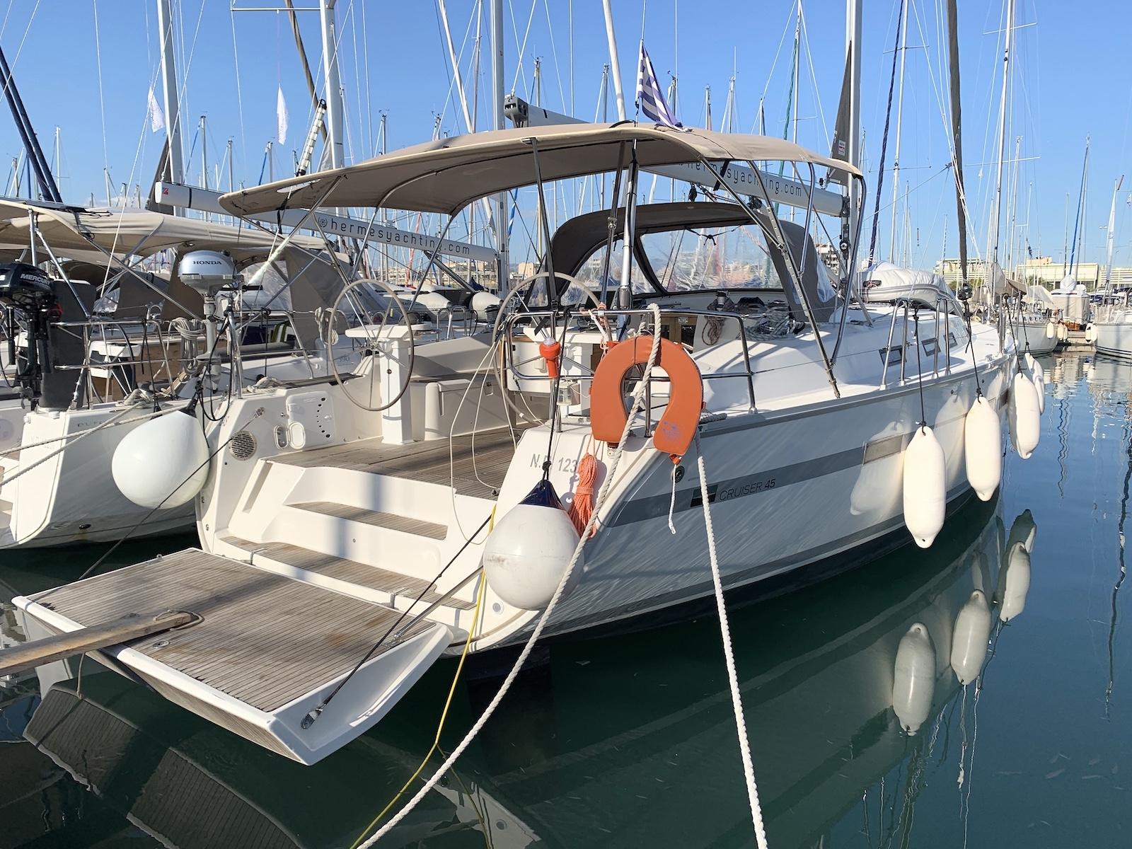 Yacht Nireas