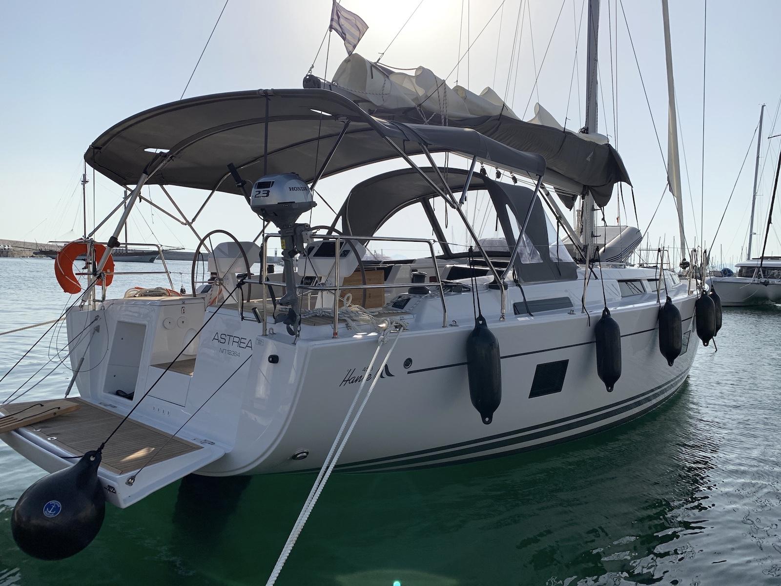 Yacht Astrea