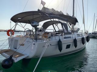 Yacht - Hanse 458