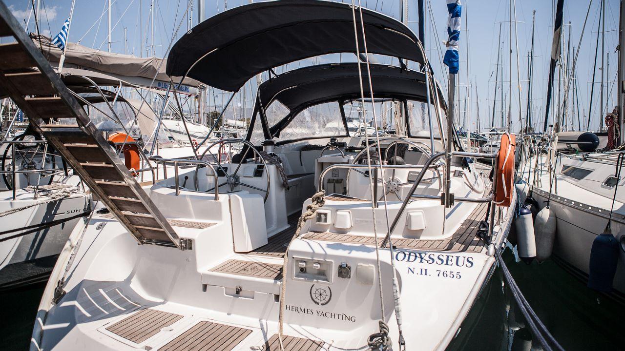 Yacht Odysseus