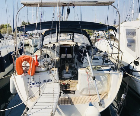 Yacht Kairos