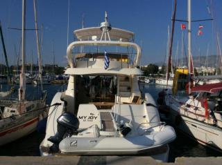 Yacht - Aicon 56 - 3 + 1 cab.