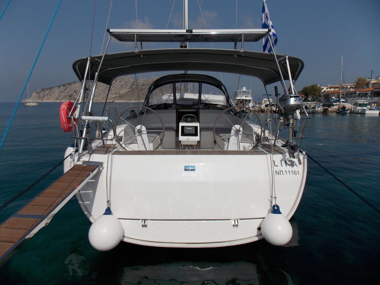 Bavaria Cruiser 46 - 4 cab. (2015) - Athens, Marina Alimos (Kalamaki)