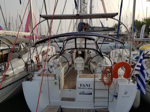 Oceanis 46 - 4 cab. - Fani