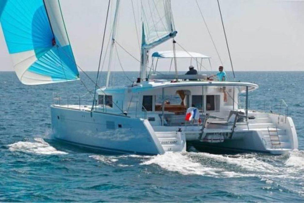 Lagoon 450 - 4 + 2 cab. - Odysseas