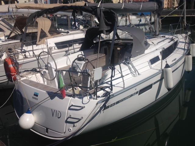 Bavaria Cruiser 34 - Vid