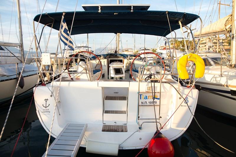 Oceanis 43 - 3 cab.
