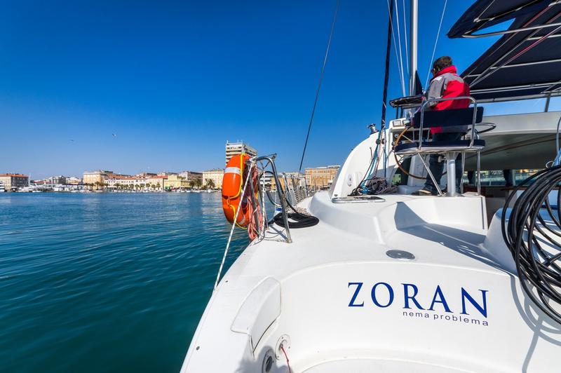 Lagoon 380, Zoran