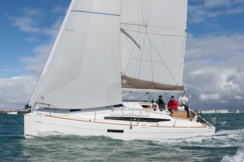 Sun Odyssey 349 - Marsiglia