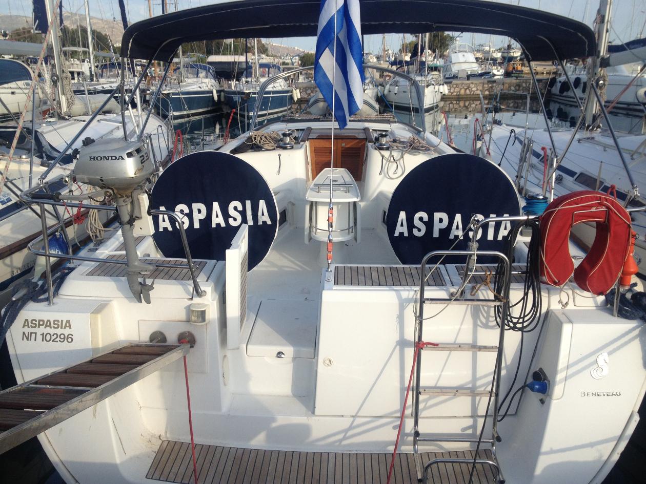 Oceanis 46 - 4 cab. - Aspasia