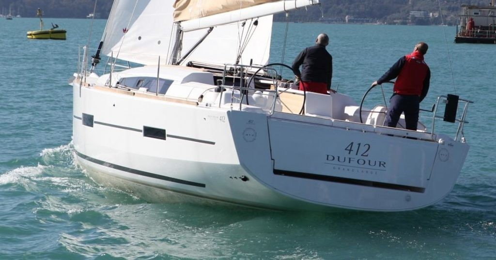 Dufour 412 GL