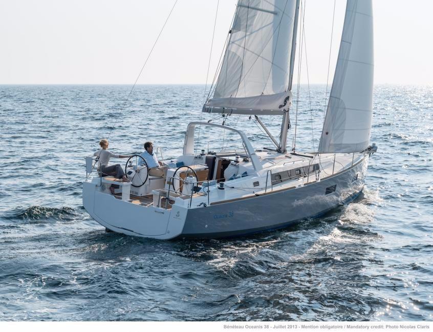 Oceanis 38 – 3 cab.