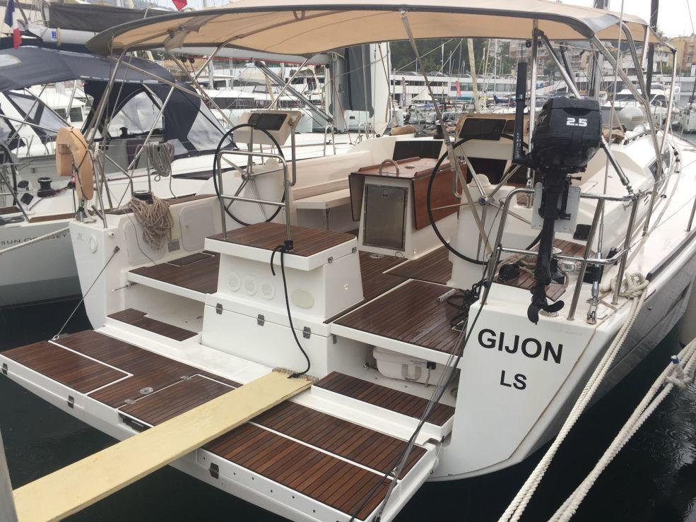 Dufour 512 GL – 5 cab.