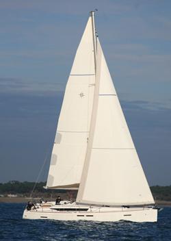 Sun Odyssey 439 – 3 cab.