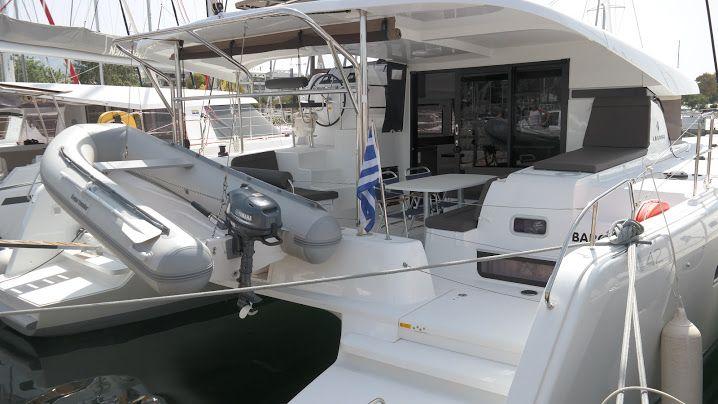 Lagoon 42 - 4 cab. - Barchetta III