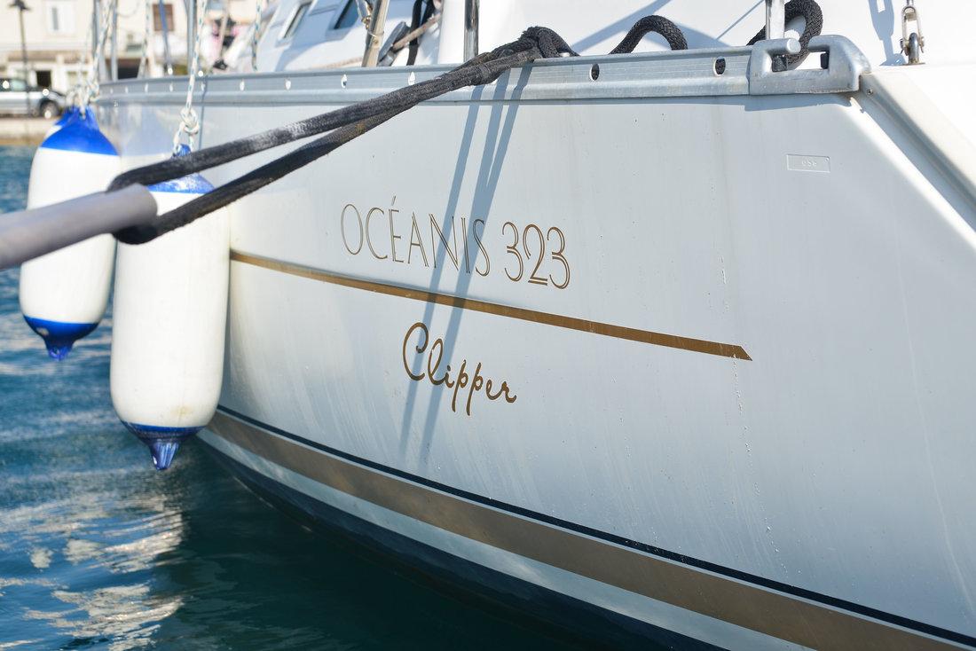 Oceanis Clipper 323, Despina