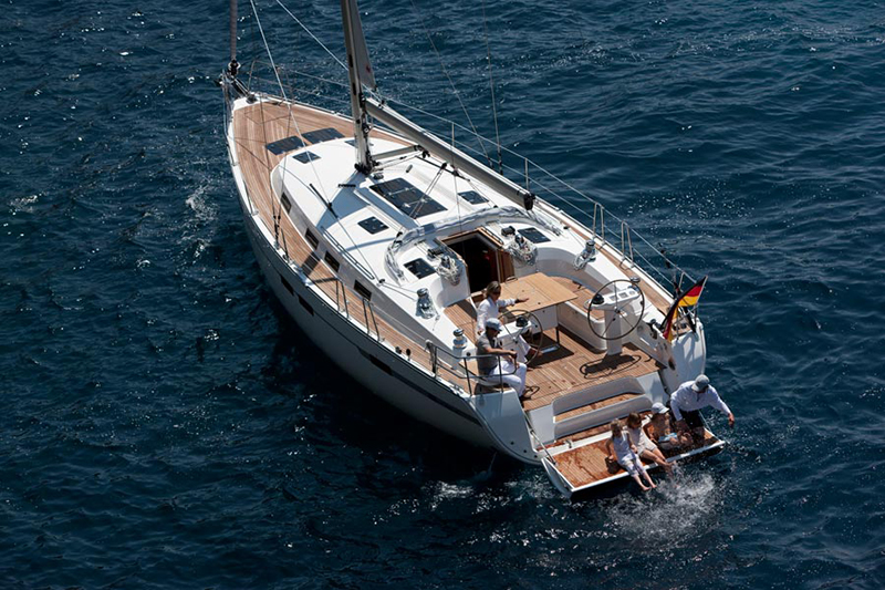 Bavaria Cruiser 45, Blind Date