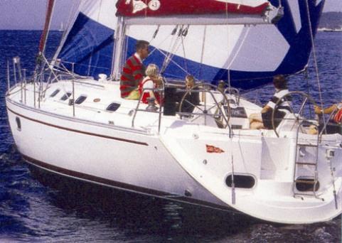 Gib Sea 43, Diva I