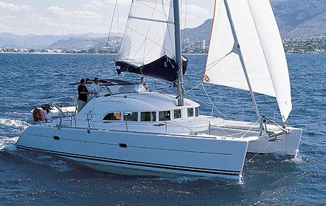 Lagoon 380 - 4 cab.