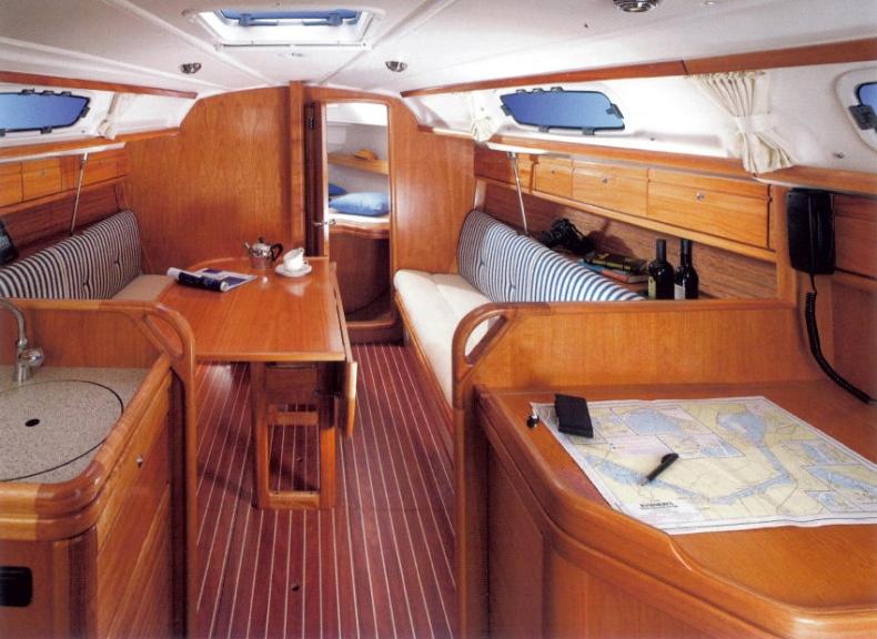 Bavaria 30 Cruiser, Nina