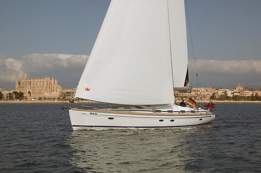 Bavaria 50 Cruiser - Trogir, Kroatien