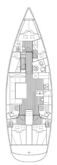 Bavaria 51 Cruiser - Wave Runner