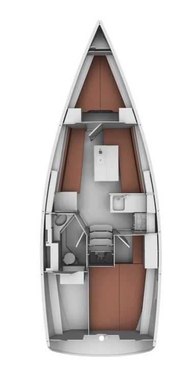 Bavaria Cruiser 32, Lisa