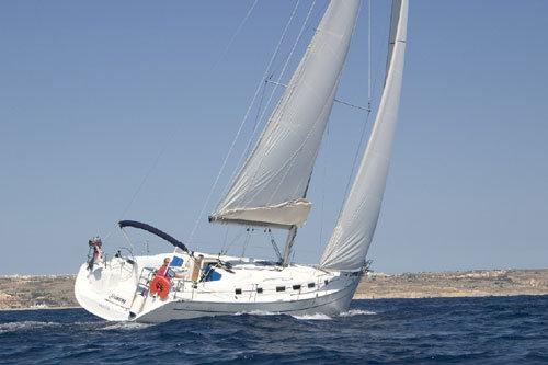 Cyclades 43.3 (2006) - Palermo