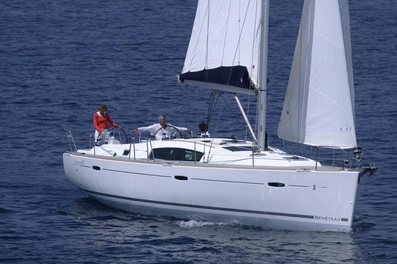 Oceanis 43 - O43-09-4