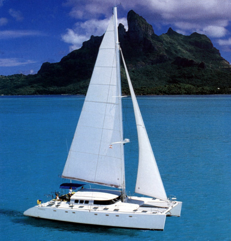 Fountaine Pajot Marquise 56