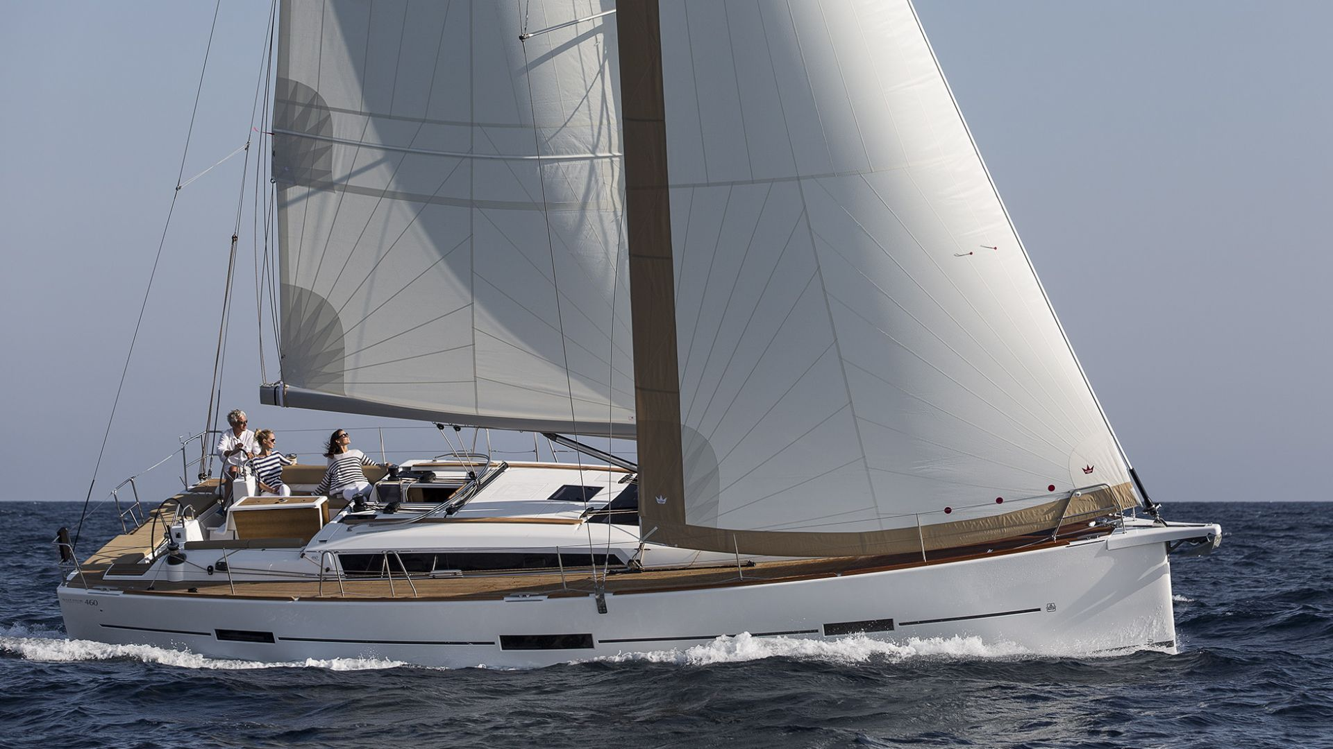 Dufour 460 GL - Private dancer