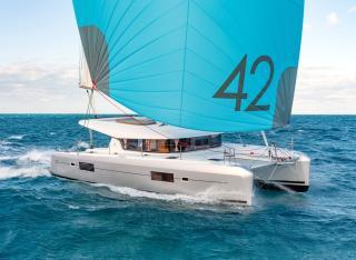 Yacht - Lagoon 42 - 4 + 2 cab.