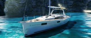 Yacht - Oceanis 40.1