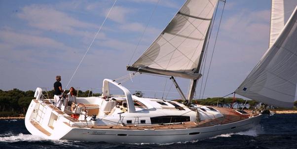 Oceanis 50 Family - 5 + 1 cab. - La Stella