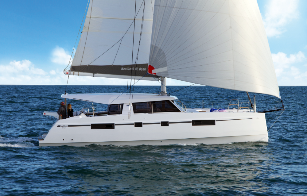 Nautitech 46 Open Open Sea
