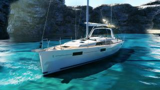 Yacht - Oceanis 41.1