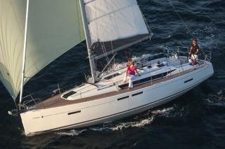 Sun Odyssey 419 - Reful Yachting