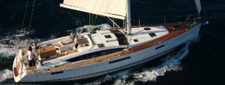 Yacht - Jeanneau 53 - 5 cab.