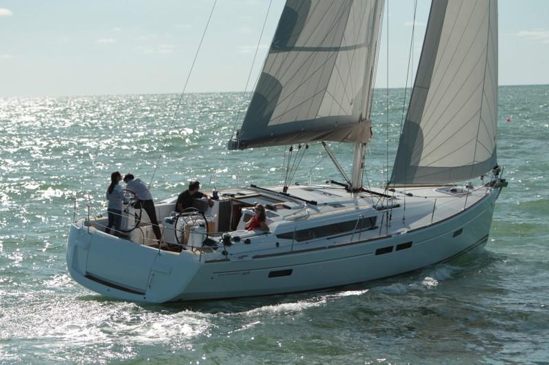 Kroatien Segelboot Charter Sun Odyssey 469 Kroatien Trogir