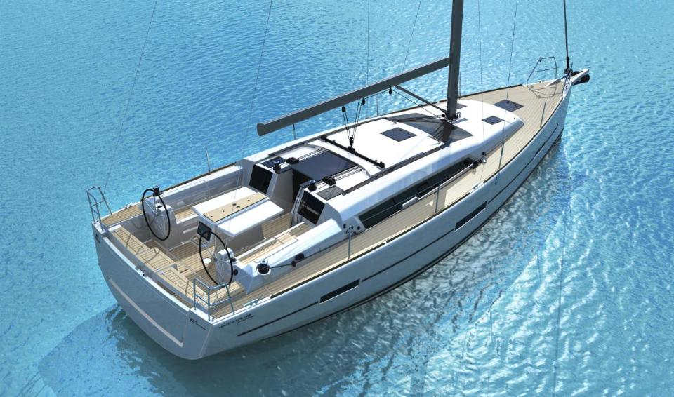 Dufour 412 GL :: Sea Cloud 2