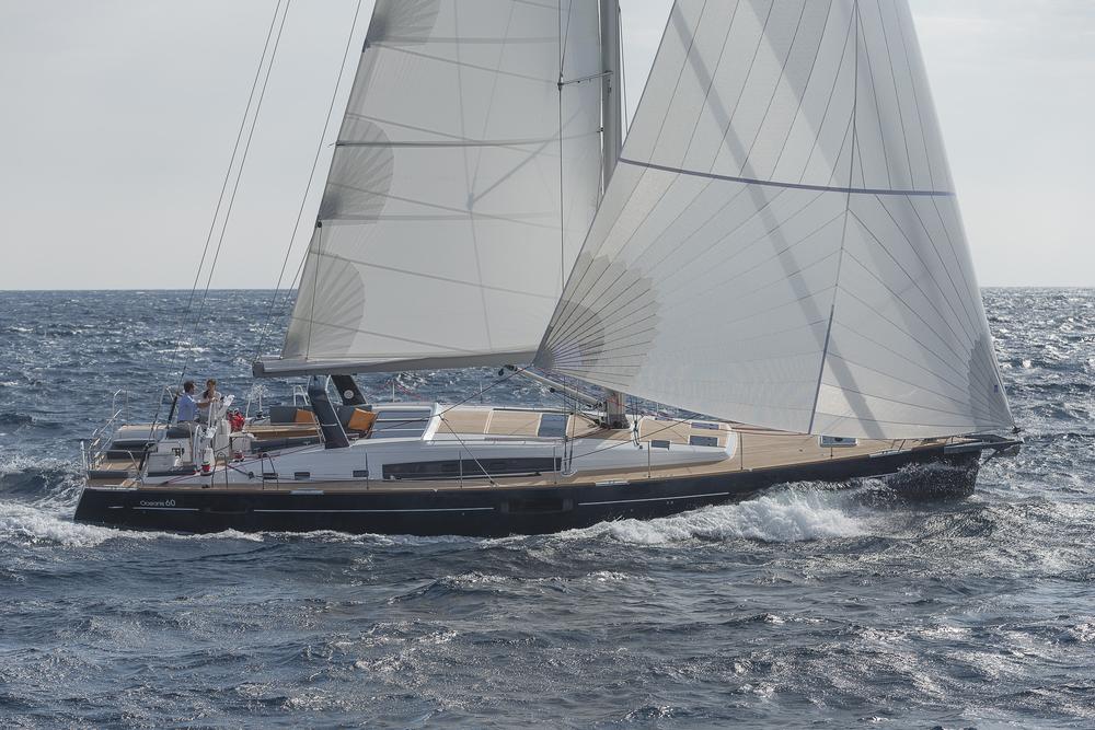 Oceanis 60 - 4 + 1 cab. - Ottoni@sea