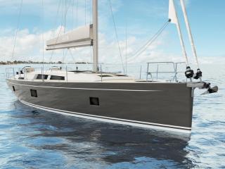 Yacht - Hanse 508 - 5 cab.